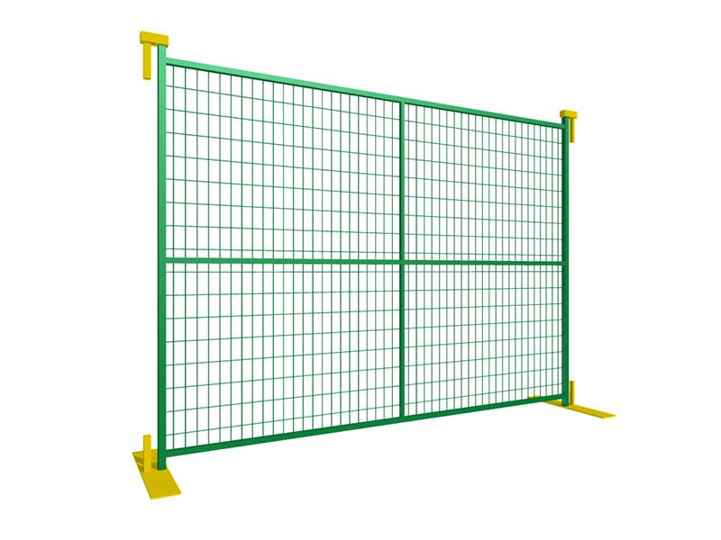 6 215 8 Ca Temporary Fencing Standard Size Temporary