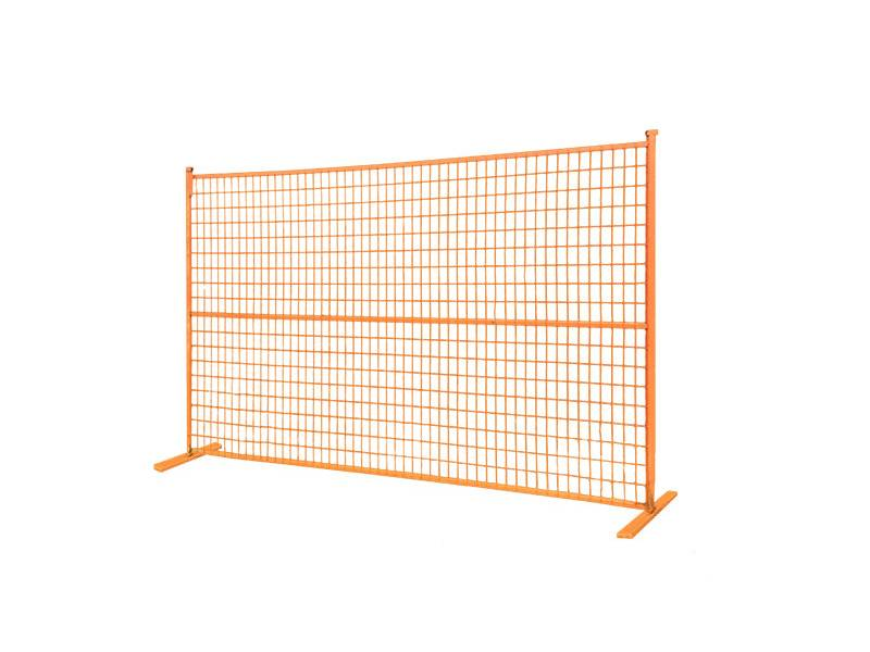 Canada Temporary Fence For Construction Sites Public