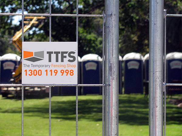 Eco Temporary Fencing Economical Amp Effective For Site